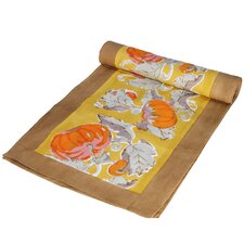 Pumpkin Placemat and Napkin Set