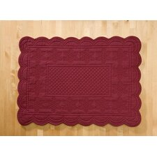 Sonia Burgundy Placemat (Set of 6)