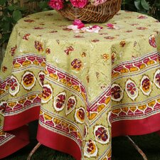 <strong>Couleur Nature</strong> Pansy Tablecloth