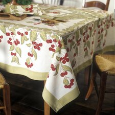 <strong>Couleur Nature</strong> Cherry Dining Linens Set