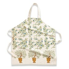 <strong>Couleur Nature</strong> Olive Tree Gold Blue Apron