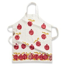 Pomegranate Yellow Apron