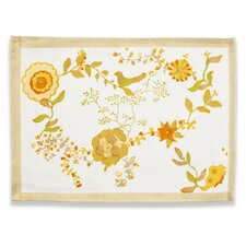 Treetop Yellow Green Placemat (Set of 6)