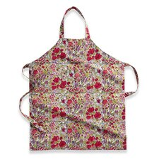 <strong>Couleur Nature</strong> Jardine Red Grey Apron