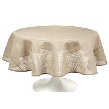 Burlap Table Cloth