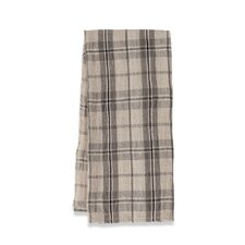 <strong>Couleur Nature</strong> Khadhi Plaid Tea Towel (Set of 2)