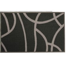 Balaton Grey Door Mat