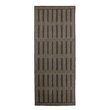 Kasperi Black / Brown Woven Rug