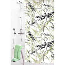 Korento Polyester Shower Curtain