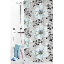 Amanda Polyester Shower Curtain