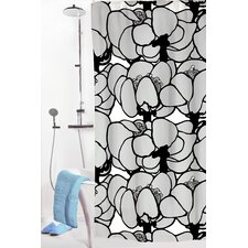 Makeba Polyester Shower Curtain