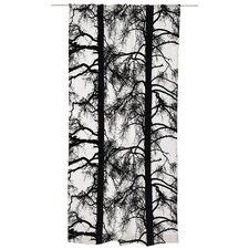 Kelohonka Unlined Slot Top Single Panel Curtain