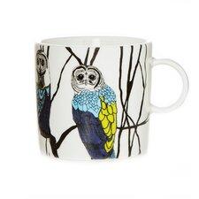 Hu-Huu 8.5cm Porcelain Mug (Set of 2)