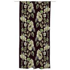 Silkkisuukko Unlined Slot Top Single Panel Curtain