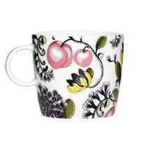 Persikka 8.5cm Porcelain Mug (Set of 2)