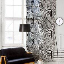 Piilossa Classic Unlined Slot Top Single Panel Curtain