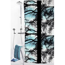 Kelohonka Shower Curtain