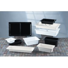 <strong>G.E.T</strong> Gastronorms 1/1 GN Food Pan in Black