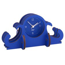 <strong>Wolf Designs</strong> Jigsaw Mantel Clocks