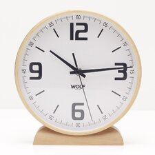 Moderne Round Mantel Clocks