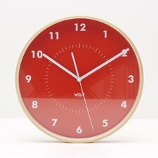 "Moderne 12"" Wall Clock"