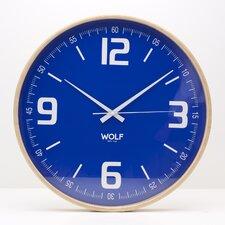 "Moderne 21"" Wall Clock"