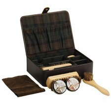 Mountaineer Men's Shoe Shine Kit