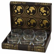 Abbot Secret Cognac Glass (Set of 6)