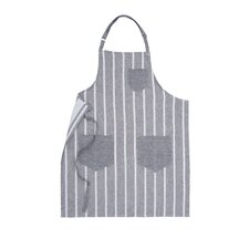 Thin Stripe Adult Apron