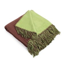 Oceanic Expedition Bi-Color Bamboo Throw