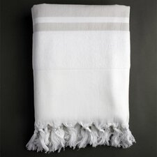 <strong>Nine Space</strong> Soft Terry Fouta Bath Towel