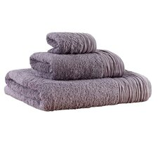 Pleated 3 Piece Towel Set