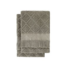 Trellis 2 Piece Towel  Set