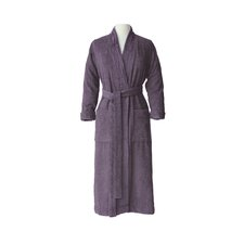 Pleated Bathrobe
