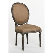 <strong>Zentique Inc.</strong> Medallion Side Chair