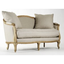 <strong>Zentique Inc.</strong> Maison Settee Loveseat