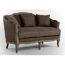 <strong>Zentique Inc.</strong> Masion Settee Loveseat