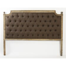 <strong>Zentique Inc.</strong> Louis Upholstered Headboard