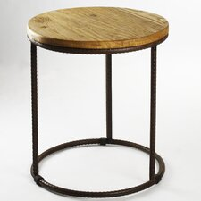 <strong>Zentique Inc.</strong> Rustique End Table
