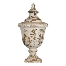 Pottery Decorative Urn