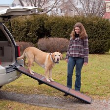 "<strong>Pet Gear</strong> Travel-Lite Tri-Fold 71"" Pet Ramp"