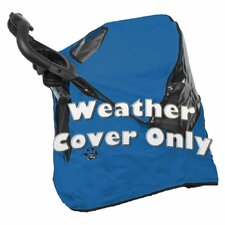 <strong>Pet Gear</strong> Pet Stroller Weather Cover for Happy Trails