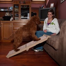 "Indoor Bi-Fold Half 42"" Pet Ramp"