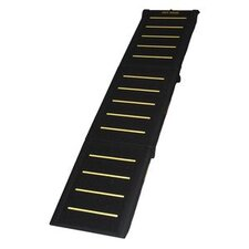 "Travel Lite Tri-Fold Reflective 71"" Pet Ramp"