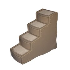 Easy Step IV Pet Stairs in Tan