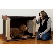 Travel-Lite Soft Dog Crate in Sahara