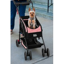 <strong>Pet Gear</strong> Two Tone Travel System Standard Pet Stroller