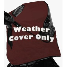 Pet Stroller Weather Cover for Jogger Stroller