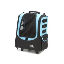 I-GO2 Escort Pet Carrier in Ocean Blue