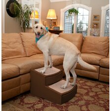 <strong>Pet Gear</strong> Easy Steps II Extra Wide 2 Step Pet Stair
